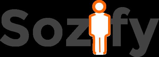 Logotipo Sozify